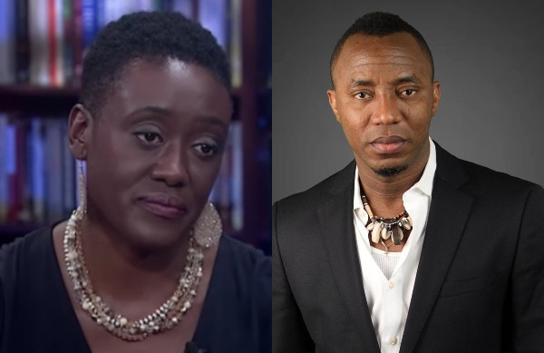 """FG Has No Ground for Holding Omoyele Sowore"", His Wife Opeyemi Says"