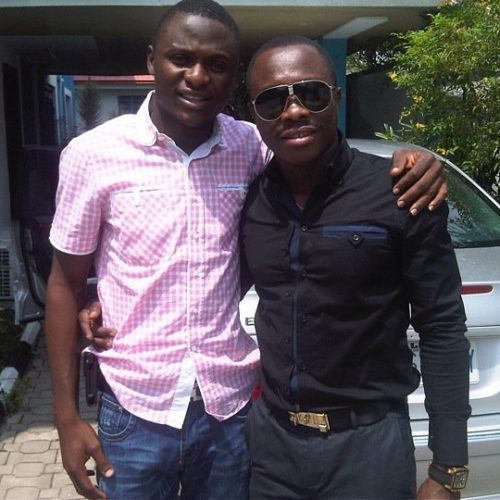 Ubi Franklin Shares Throwback Photos Of When He Was Still Julius Agwu's Personal Assistant
