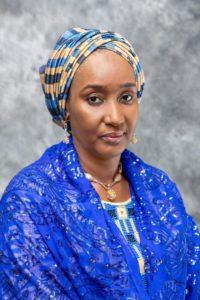 Sadiya Umar Farouq Debunks Rumor Of Marrying President Muhammadu Buhari