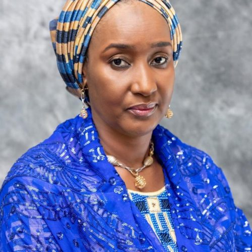 Sadiya Umar Farouq Debunks Rumor Of Marrying President Muhammadu Buhari
