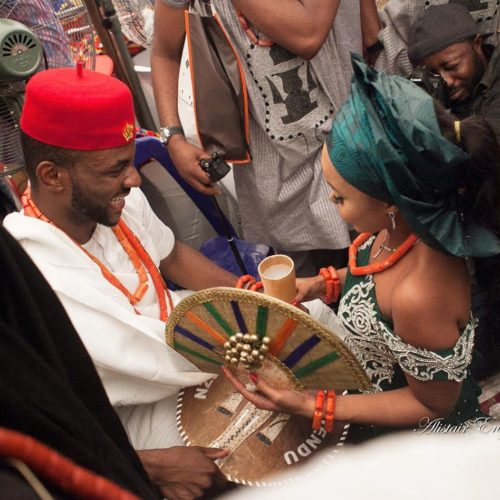 Here's How Ebuka Obi-Uchendu And Wife Celebrated Their 4th Wedding Anniversary