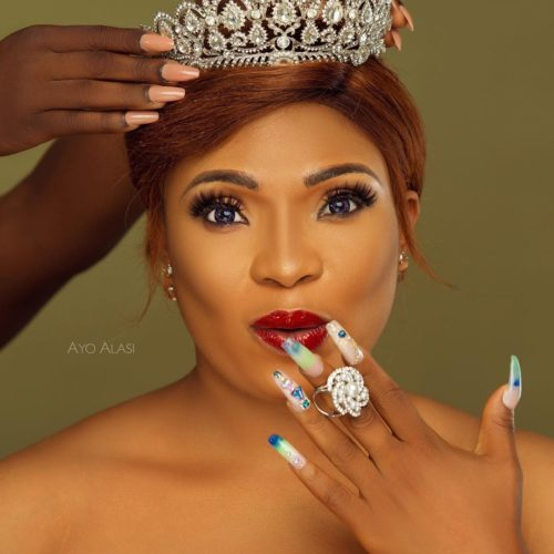 """Oct 7th, A Queen Was Born!"" Laide Bakare Celebrates 39th Birthday With Gorgeous Photos"