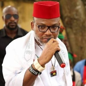 Don't Rely On Government To Defend Your Territories – Nnamdi Kanu Tells Yoruba Youths