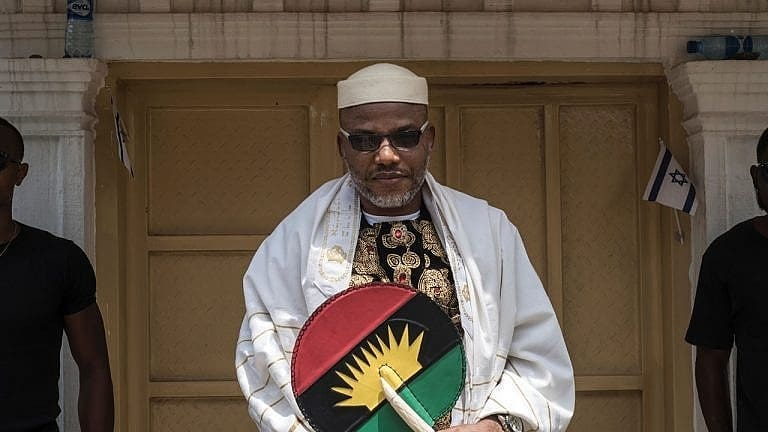 """If My Safety Is Guaranteed, I Will Return To Nigeria To Face Trial"" – Nnamdi Kanu"