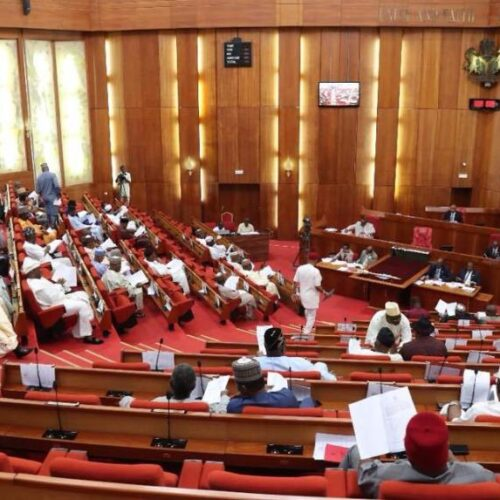 Senate Approves Buhari's New $8.325b, €490m External Loan Request