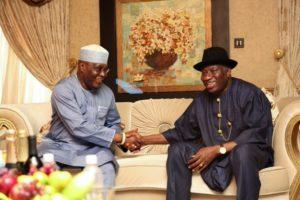 Atiku Celebrates Jonathan At 62, Calls Him 'An Evergreen Face Of Democracy'