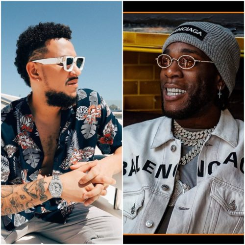 AKA Demands Apology From Burnaboy Before He Can Allow Him Perform In South Africa
