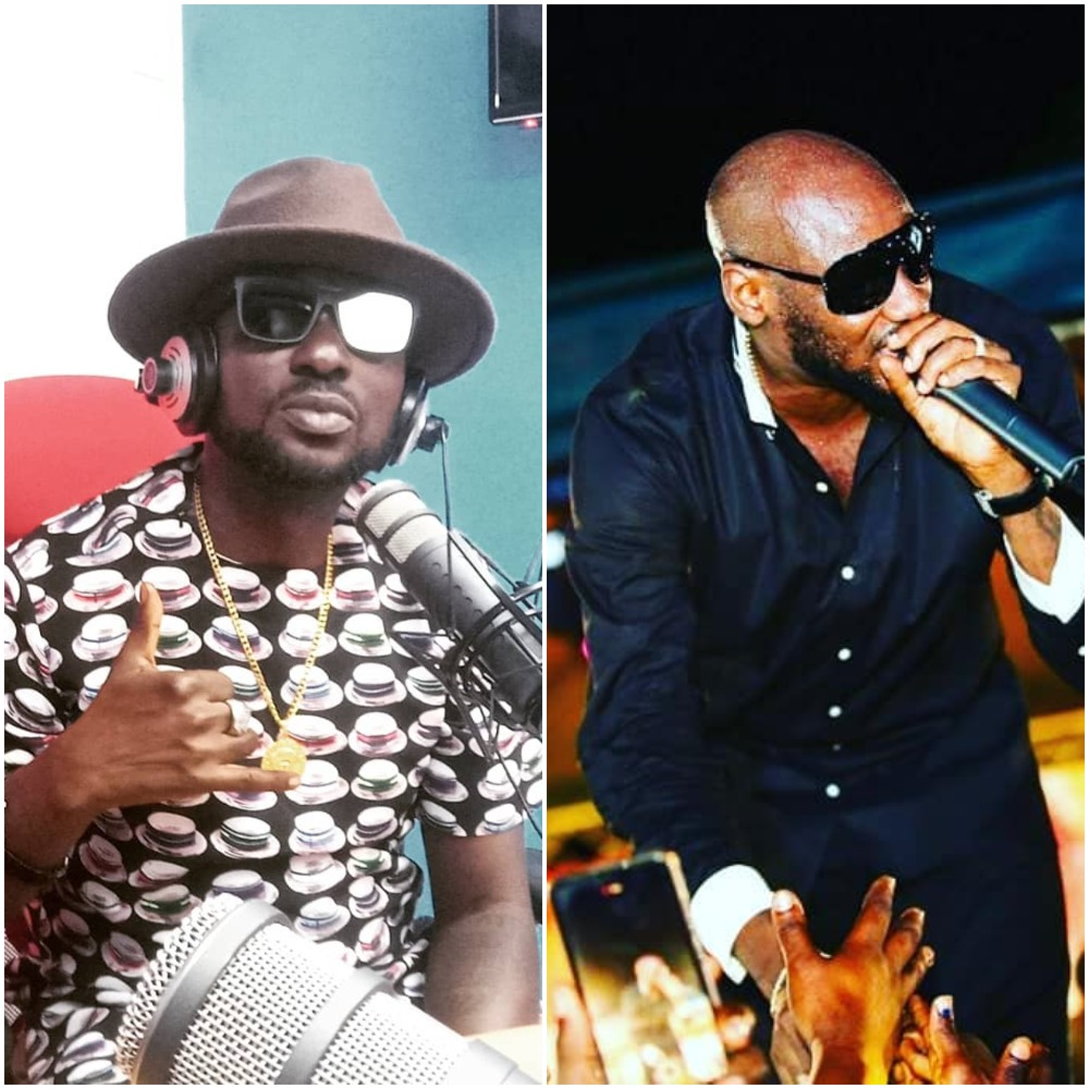 Blackface Sues 2face Idibia Over Song Theft