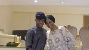 Yemi Osinbajo And Wife, Dolapo Celebrates 30th Wedding Anniversary In Grand Style