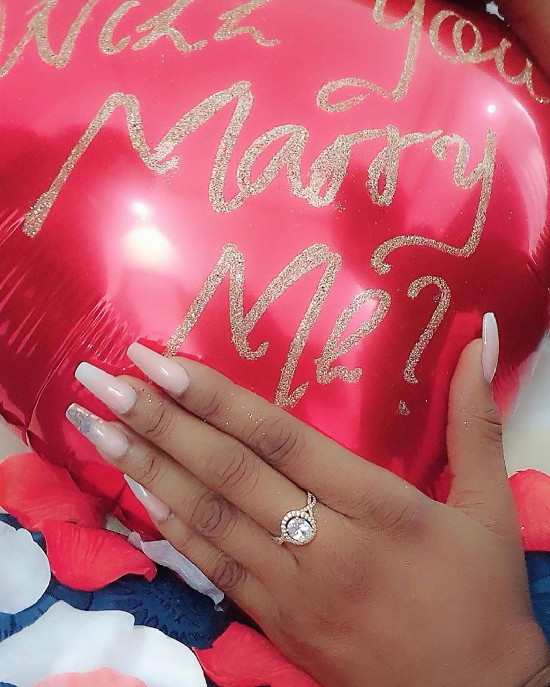 eve esin engagement ring
