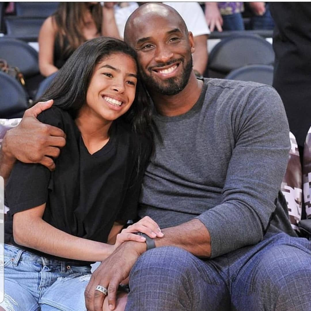 Kobe Bryant, His Daughter And 7 Others Die In Helicopter Crash