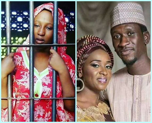 Husband-killer Maryam Sanda Sentenced To Death By Hanging