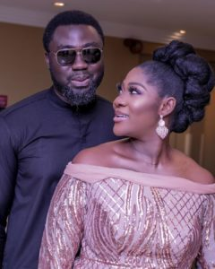 Mercy Johnson And Husband Celebrates 9th Wedding Anniversary Today