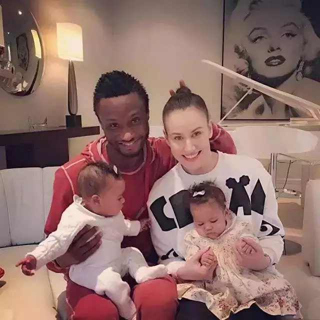 Nigerian celebrities with twins