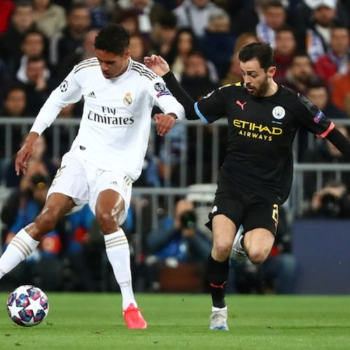 Real Madrid 1-2 Manchester City: Gabriel Jesus And Kevin de Bruyne Brought The Victory Home