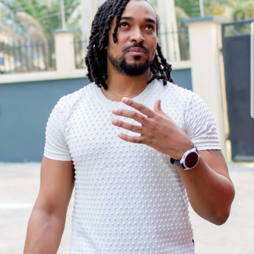 Issa Boy! Nollywood Actor Bryan Okwara Welcomes First Child