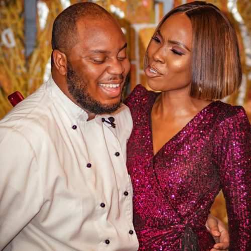 Lala Akindoju Pours Encomium On Her Husband As He Turns A Year Older