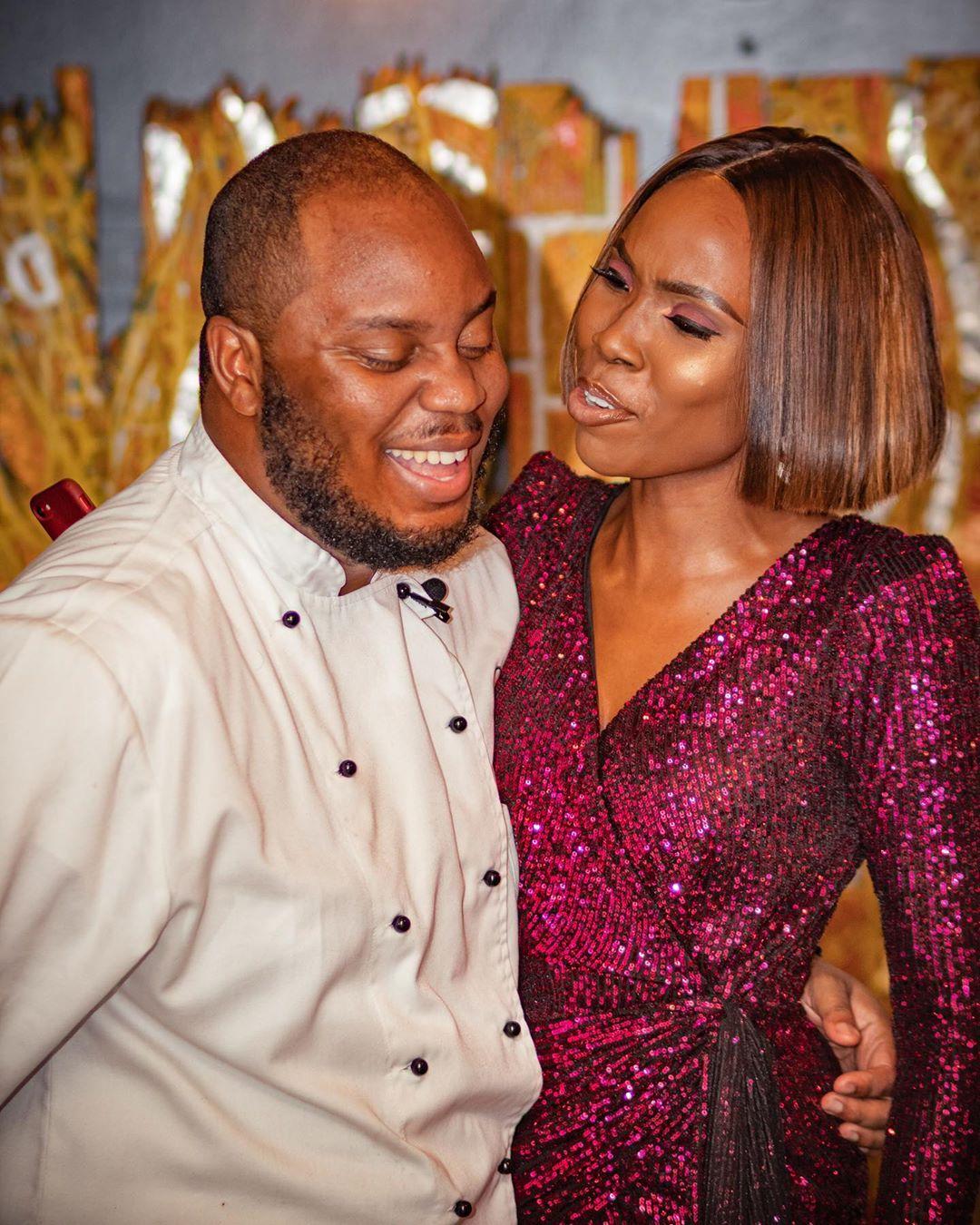 Lala Akindoju Pours Encomium On Her Husband As He Turns A Year Older