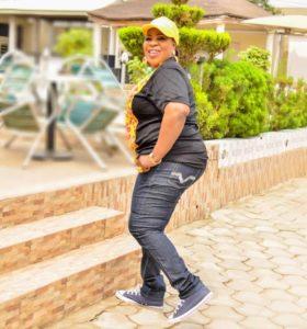 Madam Saje Celebrates Birthday With Beautiful Photos