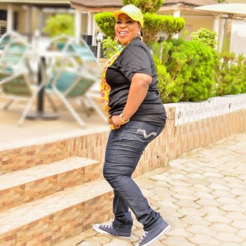 Madam Saje Celebrates Birthday With Beautiful Photos