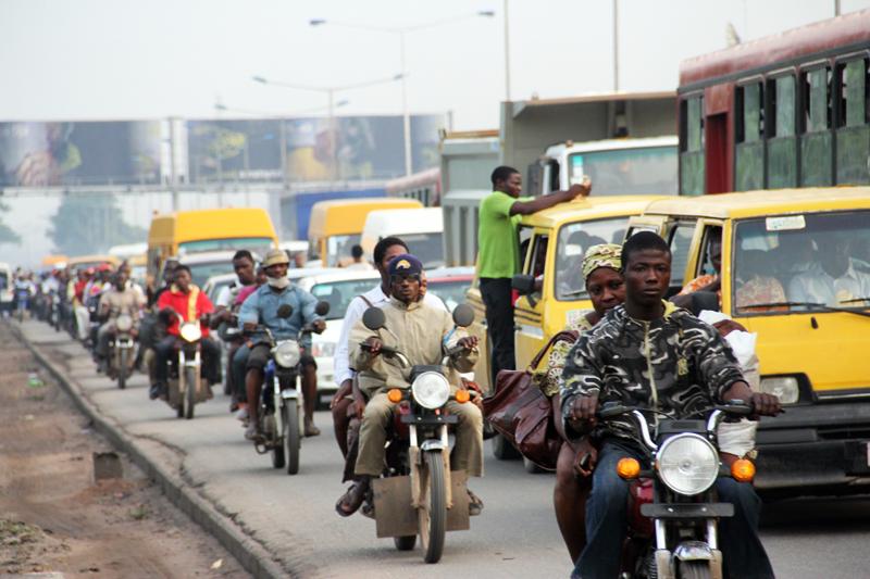 okada riders ban