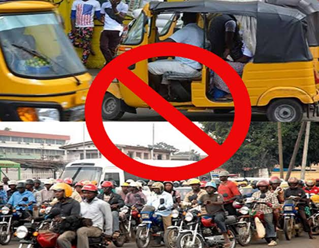 Okada And Tricycles Ban