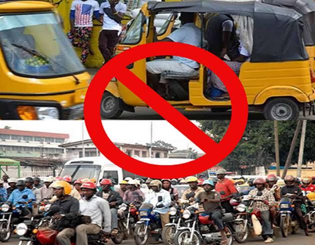 Okada And Tricycles Ban