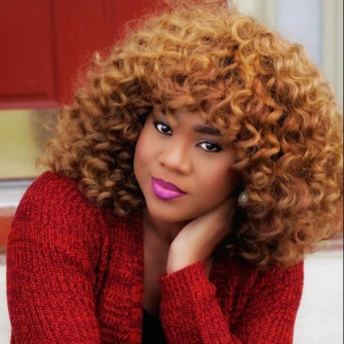 Stella Damasus: You Don't Have To Be Nude To Be Sexy
