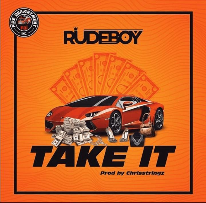 rudeboy take it video