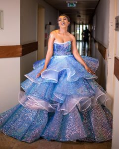 The Insider: Mercy Eke And Other Beauties At AMVCA 2020