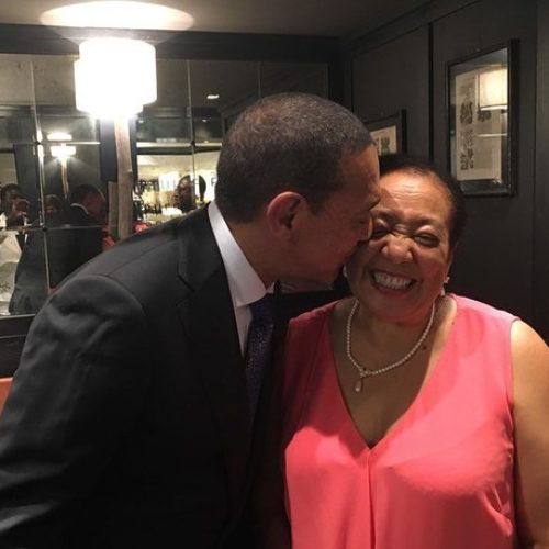 So Sad! Ben Murray Bruce Loses Wife To Cancer