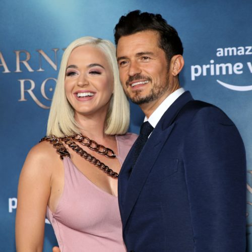 Coronavirus: Pregnant Katy Perry And Fiance Orlando Bloom Postpone Wedding