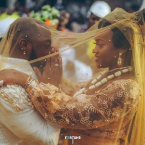 Together Forever! Davido Ties The Knot With Chioma In 1 Milli