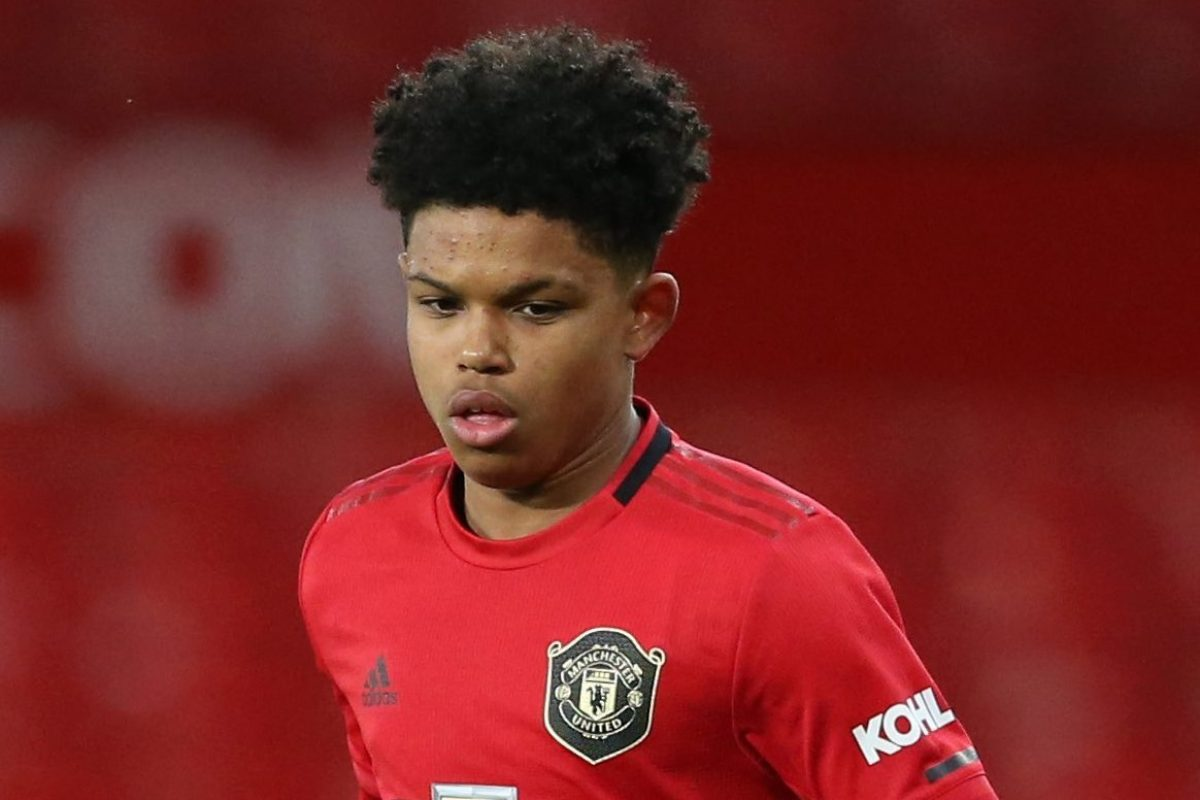 shola shoretire Manchester united