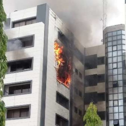 Minister For Budget And Planning Says Fire Didn't Destroy Any Record At AGF's Office