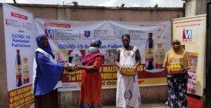 Malta Guiness Reaches 1000 Homes Through Muslim News Nigeria