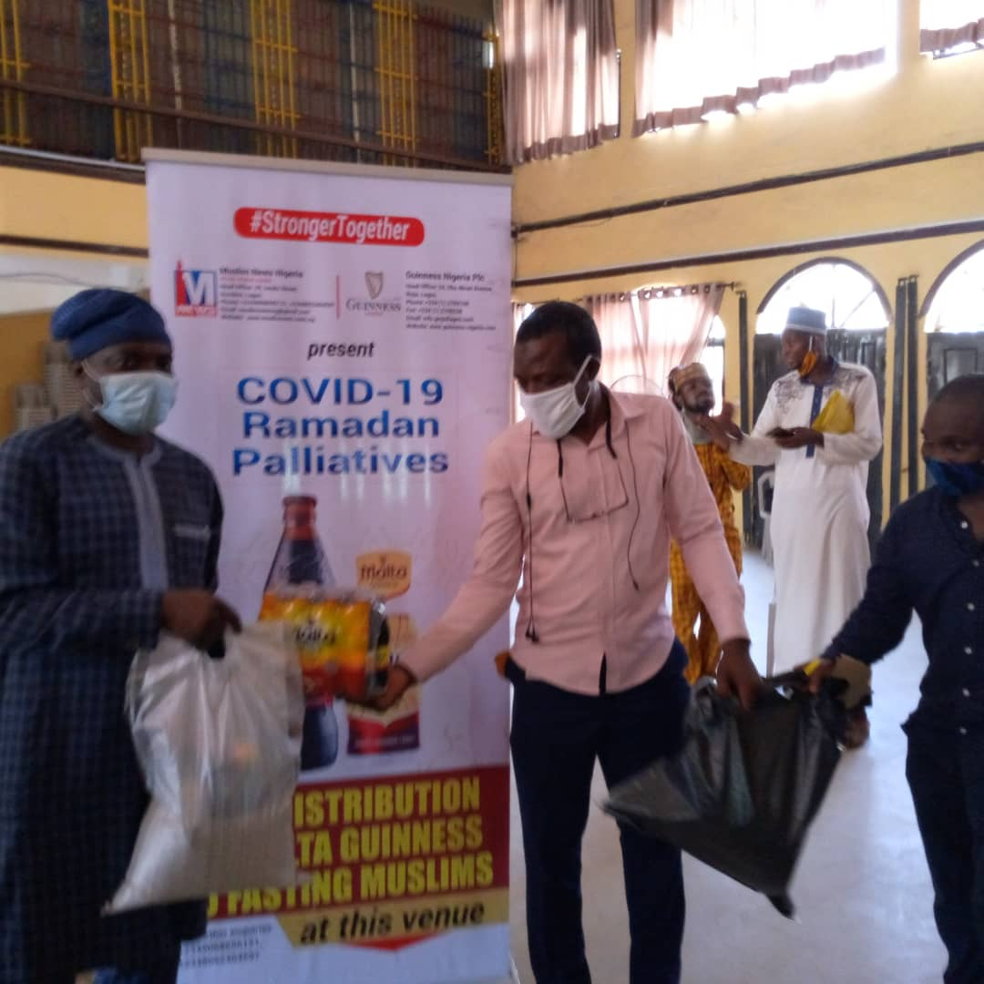 Lagos MMPN Gives Out Eid-el-Fitr Packages To Members