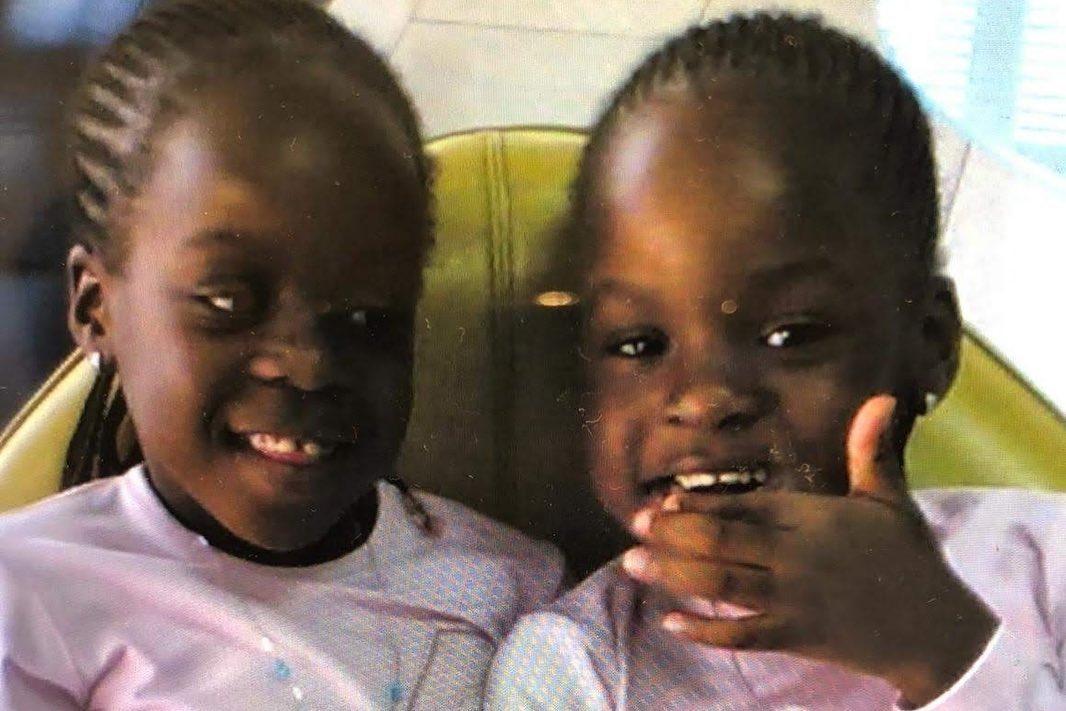 Bukola Saraki's twins