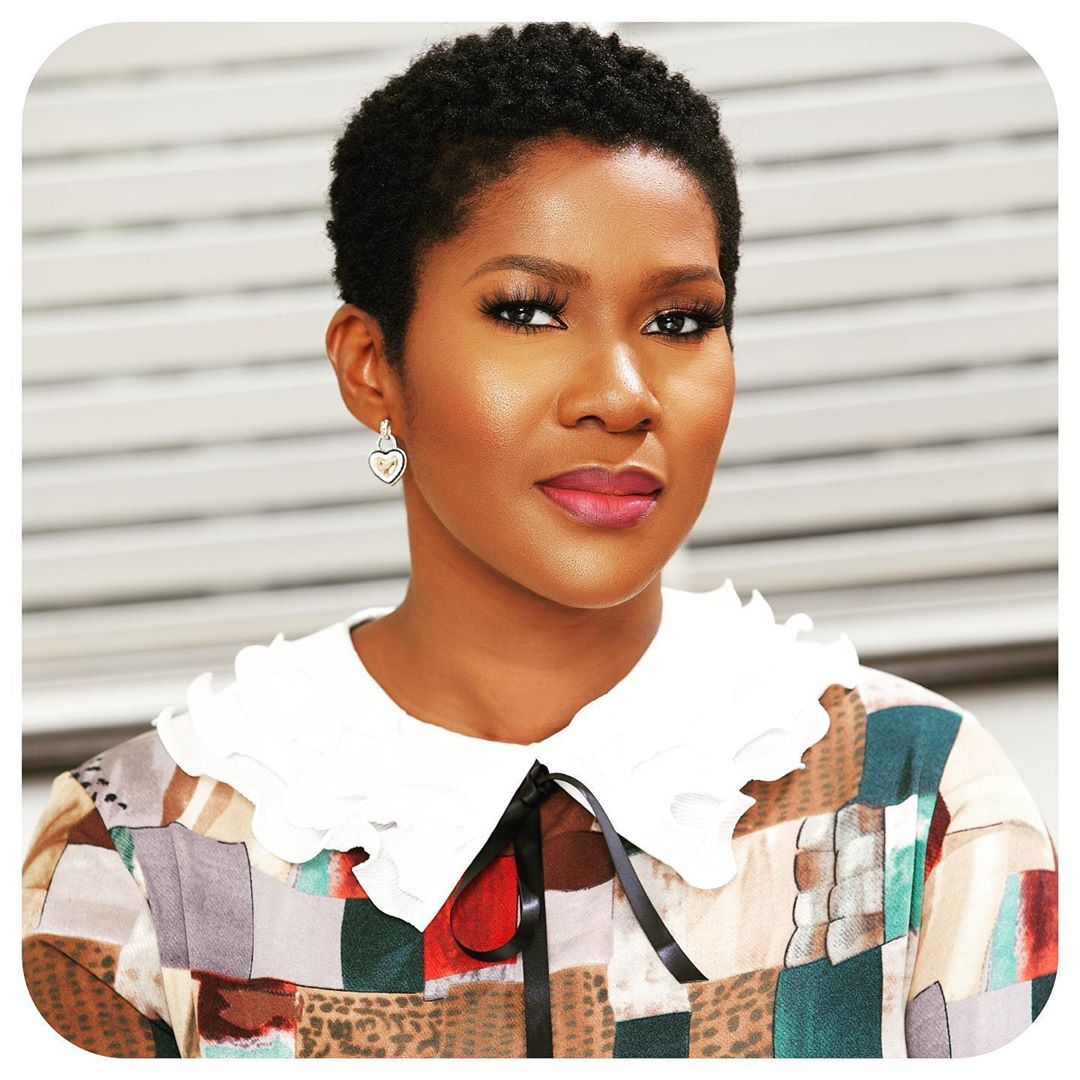 African Chocolate! Stephanie Linus Defines Beauty In New Makeup Photos
