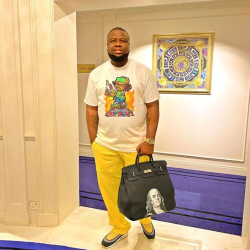 Revealed! Why Hushpuppi Was Denied Bail