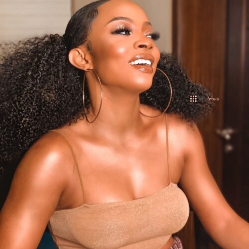 Do You Think Marriage Should Have An Expiry Date? Here's What Toke Makinwa Has To Say About This