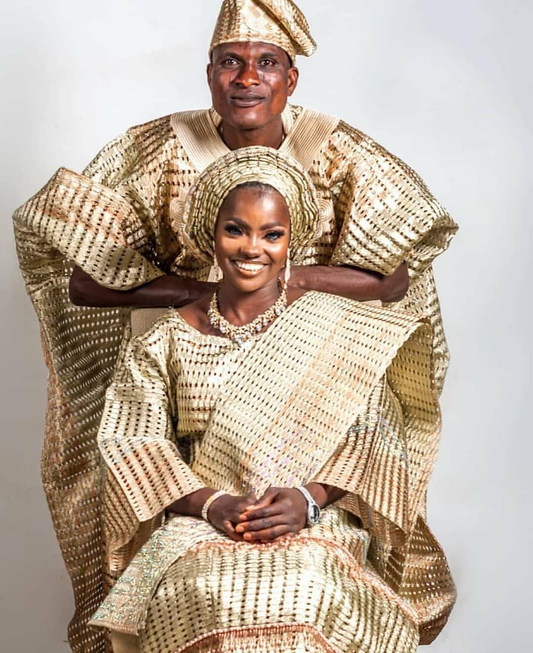 Beautiful Love! Blue-Eyed Lady, Risqot Reconciles With Her Husband
