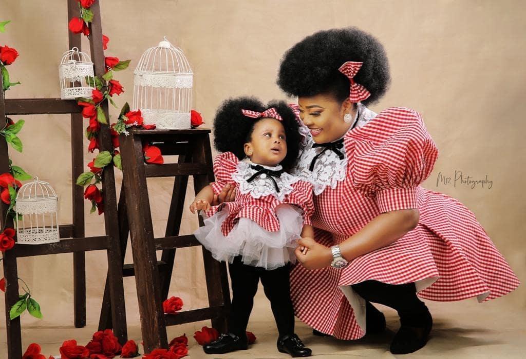 ronke odusanya daughter birthday