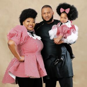 Ronke Odusanya Celebrates Daughter's Birthday With Beautiful Family Photos