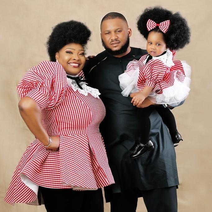 Ronke Odusanya Celebrates Daughter's BirthdayWith Beautiful Family Photos