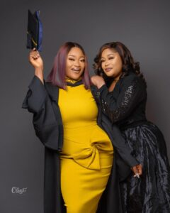 Tayo Odueke's Daughter Is Now A Graduate!