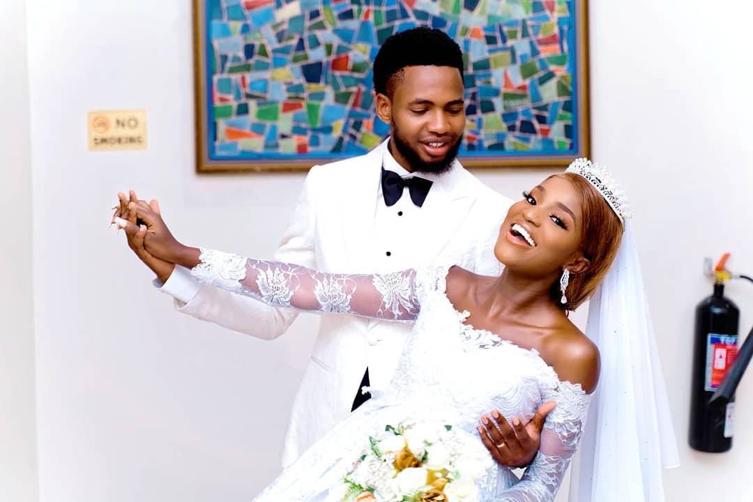 Bukunmi Oluwasina marriage