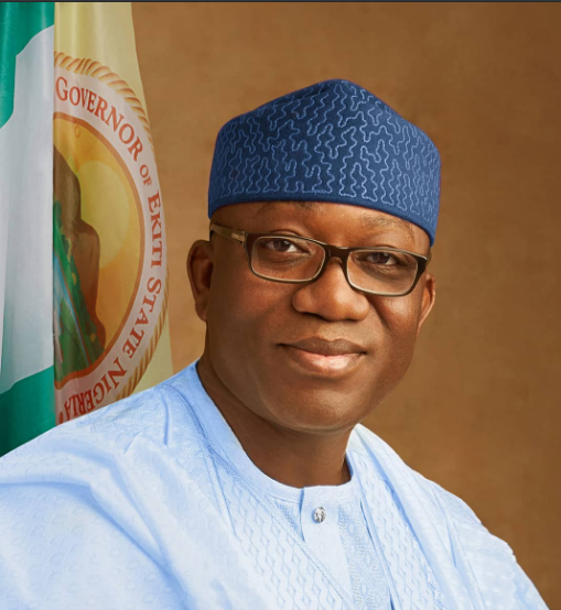 APC Suspends Governor Kayode Fayemi Over Numerous Anti-Party Activities