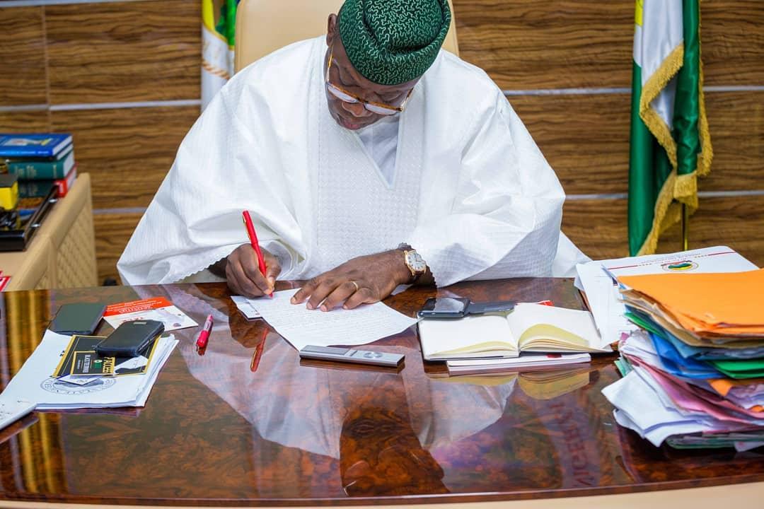 APC suspends Kayode Fayemi