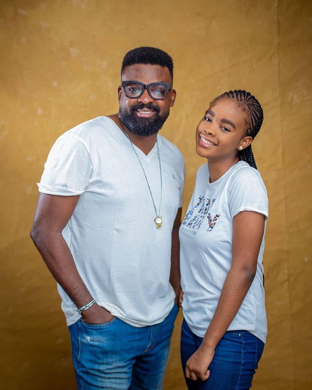 Beautiful! Kunle Afolayan Shares Post-birthday Photos Of His Adorable Daughter, Eyiyemi